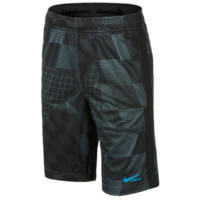 Nike Youth Laxprint Shorts in Black from Lacrosse Unlimited