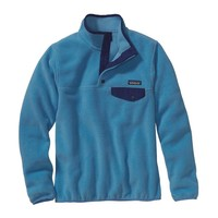 Patagonia Women's Lightweight Synchilla® Snap-T® Pullover | Skipper Blue