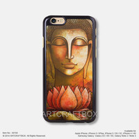 Buddhism posters painting iPhone 6 6Plus case iPhone 5s case iPhone 5C case iPhone 4 4S case Samsung galaxy Note 2 Note 3 Note 4 S3 S4 S5 case 184