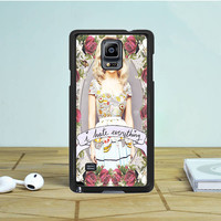 Marina And The Diamond Hate Everything Samsung Galaxy Note 4 Case Dewantary
