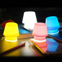 Creative Outdoors Lights Multi-functioned Silicone Phone [6283291398]