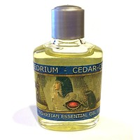 Egyptian Cedar with Citrus Egyptian Essential Fragrance Oil Blend by Flaires 15ml