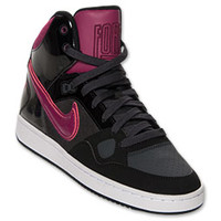 Women's Nike Son of Force Mid Casual Shoes