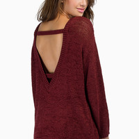 Warm Me Up Knit Sweater $64