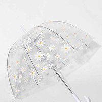 April Showers Bubble Umbrella- White One