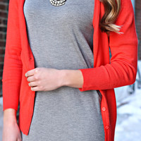 Stand Out Cardigan