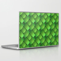 Nature Has My Back Laptop & iPad Skin by Lyle Hatch