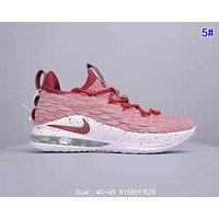 Nike Lebron Fashion Men Casual Low Help Sport Running Sneakers Basketball Shoes 5#