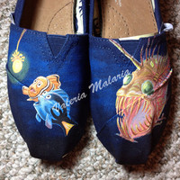 Finding Nemo TOMS shoes