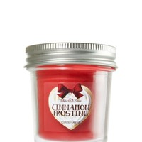 Mini Mason Jar Candle Cinnamon Frosting