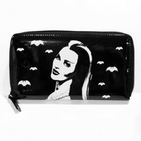Lily Munster Wallet :: VampireFreaks Store :: Gothic Clothing, Cyber-goth, punk, metal, alternative, rave, freak fashions