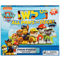 Paw Patrol Foam Puzzle [25 Pieces]