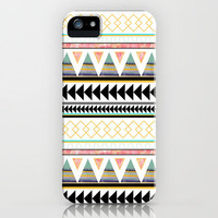 Aztec 3 iPhone Case by Dream_scape | Society6