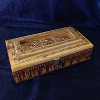 Wooden Jewelry/Gift Box