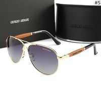 Giorgio Armani trend men's fashion polarized sunglasses #5