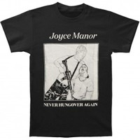 Joyce Manor Army T-shirt - Joyce Manor - J - Artists/Groups - Rockabilia