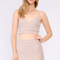 V Neck 2 Piece Dress