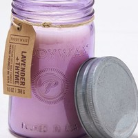 AEO Women's Paddywax Lavender & Thyme Jar Candle (Purple)