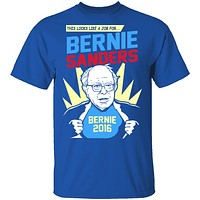 Super Hero Bernie Sanders T-Shirt