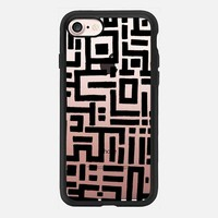 Trip Hop In The City iPhone 7 Case by Barruf | Casetify