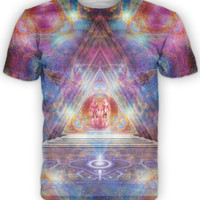 Astral Spirit astrology universe galaxy psychedelic shirt Alterception, 10% off coupon: 030609