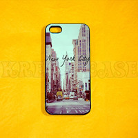 iPhone 5 Case, New iPhone 5 case, New york city iPhone 5 Cover, iPhone 5 Cases, Case for iPhone 5