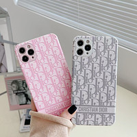 Dior Women's iPhone/7/8/11/12 Phone Case Cover