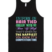 Cheer Competition Tank Top