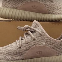 "Our ""Bootlegged"" Yeezy Boost 350 Moonrock"