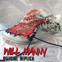 Featured Stick: Will Manny Replica Lacrosse Head | Lacrosse Unlimited