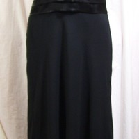 """SALE Take Add""""l 20% Evening Gown, Special Occasion, Sexy Cocktail, Little Black Dress, Size 6, Wedding, Resort Cruise Wear, Jessica Howard"""