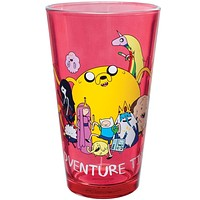 Adventure Time - Characters Pint Glass
