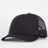 Roxy Dig This Womens Trucker Hat Black One Size For Women 21388710001