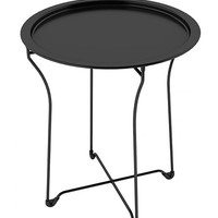 DAR Metal Tray Side Table | Furniture