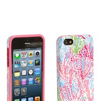 Lilly Pulitzer® 'Let's Cha Cha' iPhone 5 Case   Nordstrom