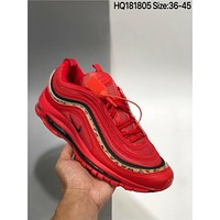 Nike WMNS Air Max 97 cheap Men's and women's nike shoes
