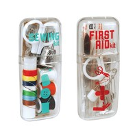 DCI Sewing & First Aid Kit (Red)