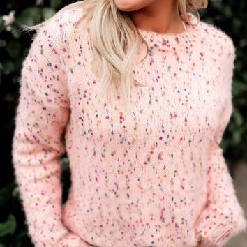 Never Enough Sweater (Pink)