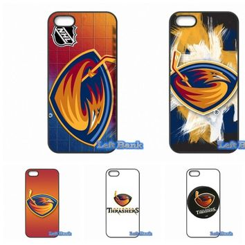 For Lenovo Lemon A2010 A6000 S850 A708T A7000 A7010 K3 K4 K5 Note Atlanta Thrashers Case Cover