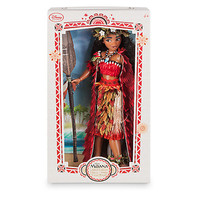 Disney Store Moana Limited Edition of 5500 Doll 16'' New with Box