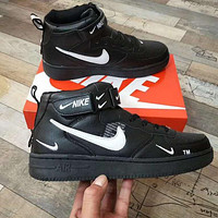 Nike Air Force 1 Utility Men's and Women's Sneakers Shoes