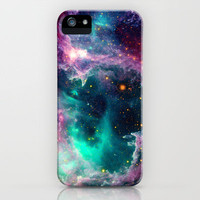 Pillars of Star Formation iPhone Case by Starstuff | Society6
