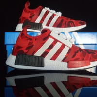 ¡®¡¯Adidas¡®¡¯ Women Running Sport Casual Shoes Camo NMD Sneakers