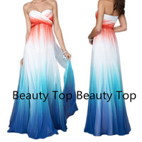 Bridesmaid Dresses Chiffon Prom Dresses Sweetheart Bridesmail Dress Wedding Dress Prom Dresses Formal Dress Beach Wedding Dresses
