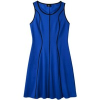 Mossimo® Women's Sleeveless Fit and Flare Dress - Assorted Colors