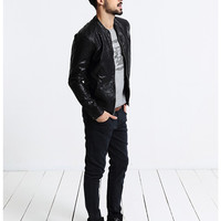 Motorcycle Leather Jackets Men