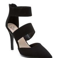 Coronal-s Caged Out Pointed Pump