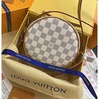 Louis Vuitton LV Damier Azur Round bag Shoulder bag