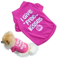 Dog Clothes for small dogs pets clothing