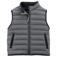 ONETOW Baby Boy Carter's Quilted Vest | null